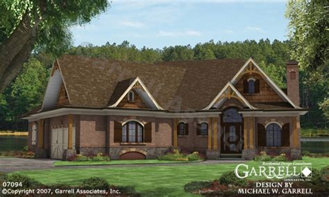 cottage lake house plans lake timber cottage house plan craftsman house plans