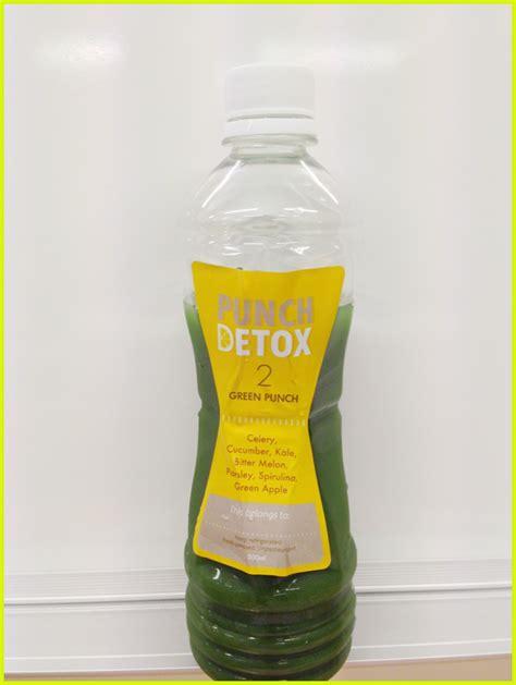 Prevale Detox by Succhi Detox Punch Detox Tweedot