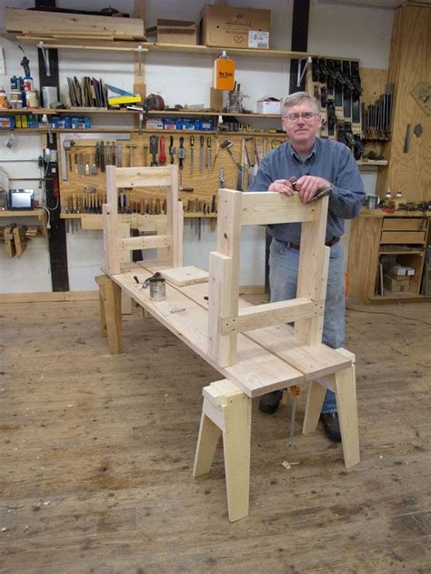 naked woodworker video seeks  answer  simple