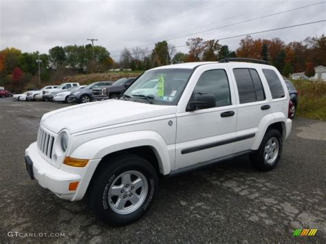 jeep white liberty 2007 white jeep liberty sport 4x4 116783625