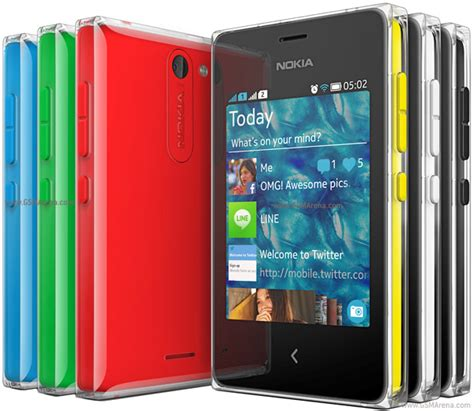 Hp Nokia Asha 503 Di Indonesia nokia asha 502 dual sim pictures official photos