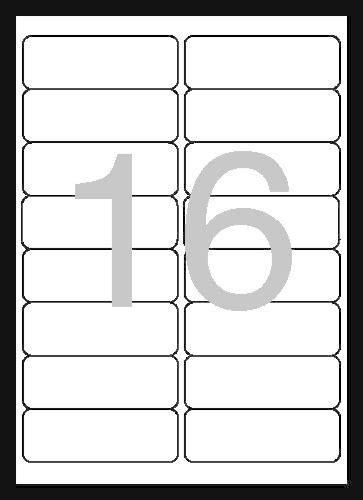 Universal Labels Computer Accessories Esselte Computer Labels Template