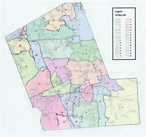 liberty county map voting precincts in liberty county