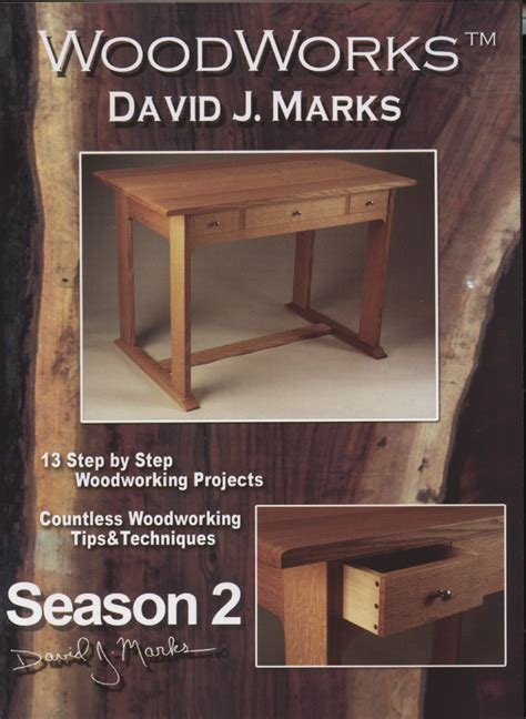 woodworking dvd series woodworking projects woodworks season 5 dvd david j marks