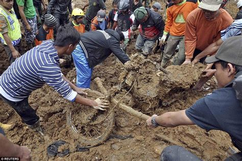 Mud How I Dug Myself Out Of The Daily Grind landslide in indonesia destroys jemblung killing