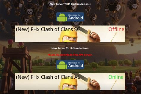 download game clash of clans mod apk terbaru android download fhx clash of clans mod apk unlimited gold elixir