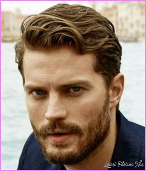 wavy hairstyles for men latestfashiontips com