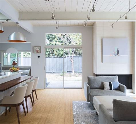 renewed classic eichler home in silicon valley by klopf portuguese architecture at its best modern zauia house