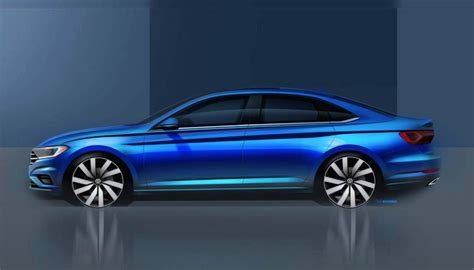 volkswagen jetta 2018 next generation vw jetta set for detroit 2018 by car magazine