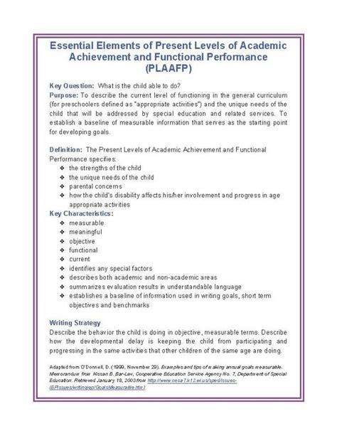 Academic Achievement Essay by Sle Essay Describing Educational Goals