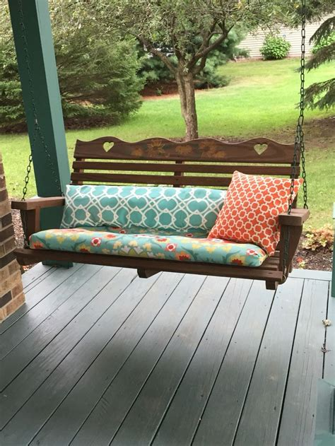 old porch swing 1000 ideas about front porch swings on pinterest porch