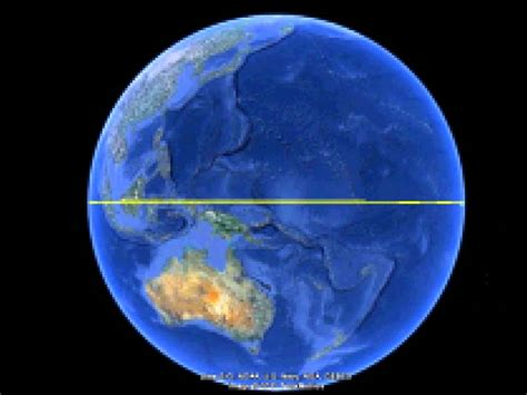 Mongas Earth 1 3 earth rotating along equator