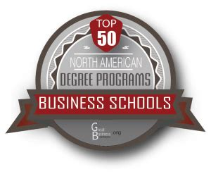 Top 50 Mba Programs In Usa by The 50 Best Business Schools In America