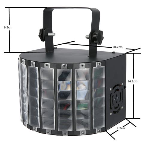 sound activated stage lights 9 colors sound activated stage lights