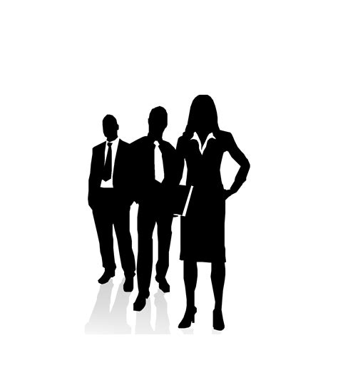 pics for gt business team silhouette png