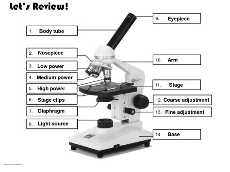 light microscope parts and functions 6th grade science 2014 2015 7th grade math and 6th grade