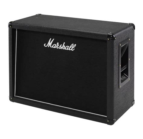 Marshall Guitar Cabinet by Marshall Mx212 Guitar Speaker Cabinet 160 Watts 2x12 Quot