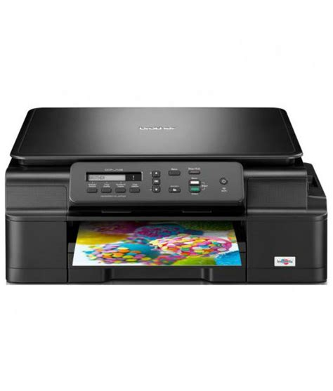 Printer J105 dcp j105 inkbenefit a4 wireless fp media