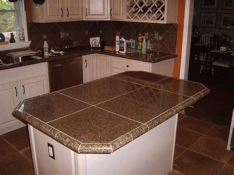 Granite Countertop Kitchen Design Decobizz Kitchen Remodel With Granite Tile Countertops And Traverti Flickr