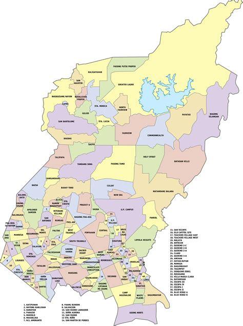 san francisco quezon city map quezon city barangay elections 2013 results list of