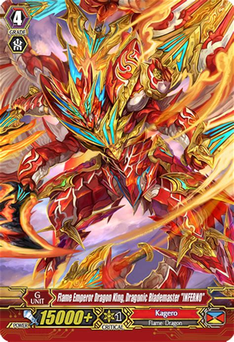 flame emperor dragon king dragonic blademaster quot inferno