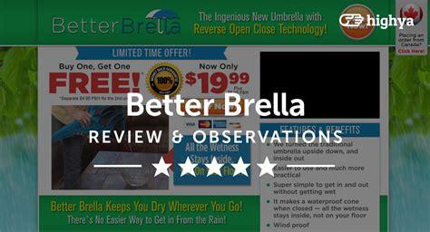 Better Brella