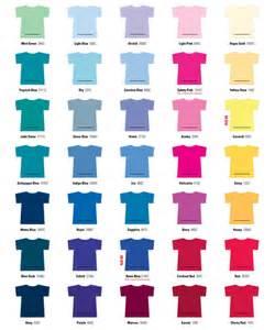 gildan color swatch talkin frogs print shop 2014 gildan swatch color card