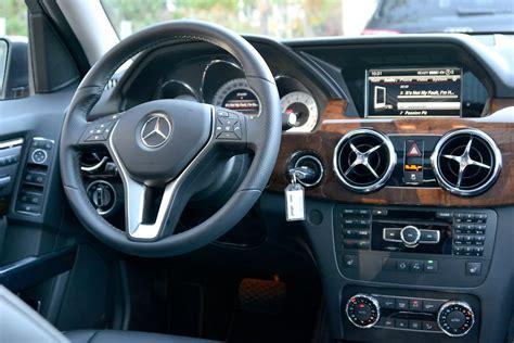 Mercedes Benz Glk350 Interior Image Gallery 2013 Clk 350