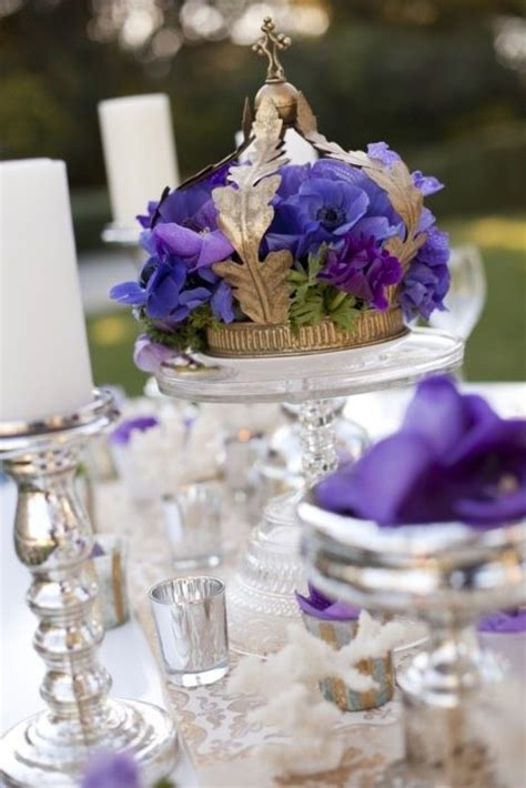 royal crown centerpieces crown centerpiece