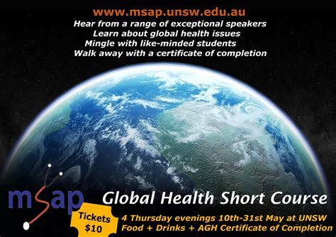 soho global health news events msap global health short course prince of wales clinical