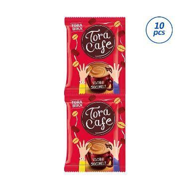 Kopi Tora Cafe Volcano Chocomelt Isi 10 jual torabika tora cafe volcano chocomelt kopi 28g 10
