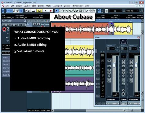 youtube tutorial cubase 5 cubase 5 video tutorial all about cubase 02 youtube