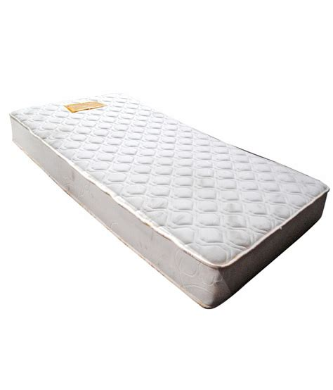cozymate tuscony ortho mattress 72 x 48 x 7 inches snapdeal price mattresses