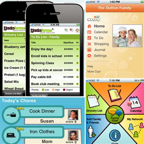 home chores app apps for family organization popsugar moms