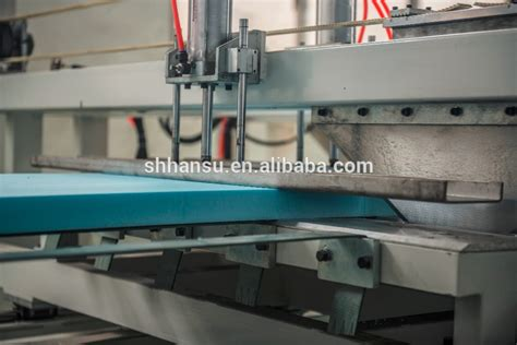 shiplap xps edge trimming cutter machine for xps foam board production