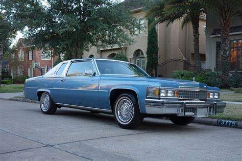 1978 cadillac coupe for sale