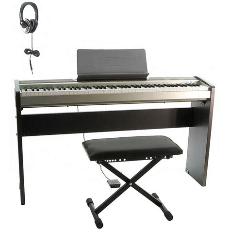 keyboard bench and stand casio privia px 120 piano stand and bench at gear4music com