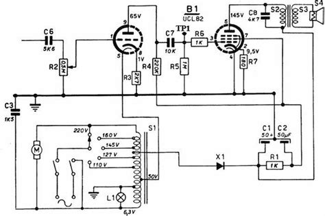 capacitor across output transformer primary replacing capacitors