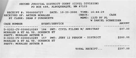 Index Of Cdn 29 2012 819 Court Receipt Template