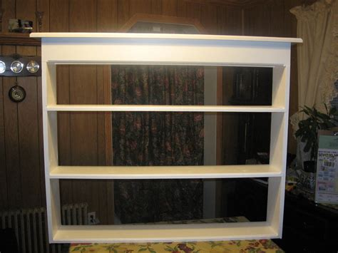 bookshelves that hang on the wall granddaughters wall hanging bookcase by pappyjohn lumberjocks woodworking community