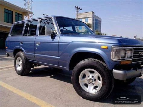 1987 Toyota Land Cruiser Toyota Land Cruiser Gx 1987 For Sale In Islamabad Pakwheels