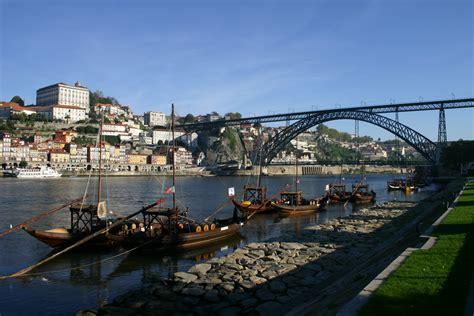 porto porto ville de porto pont d luis i et d le jardin du