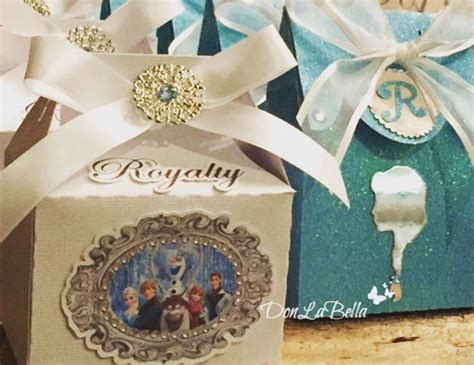 Frozen Party Giveaways - frozen disney birthday quot frozen party favors quot catch my party