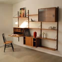 Home Decoration Biblioth 232 Que Bureau Modulable Poul Cadovius 1957