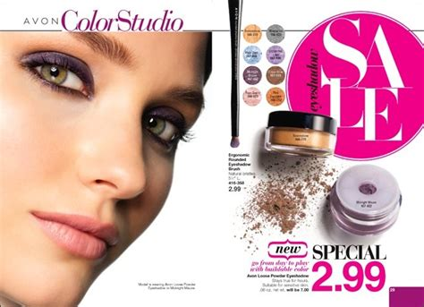 Eyeshadow Face2face Eye Shadow Face2face T2909 the many perks of selling avon products