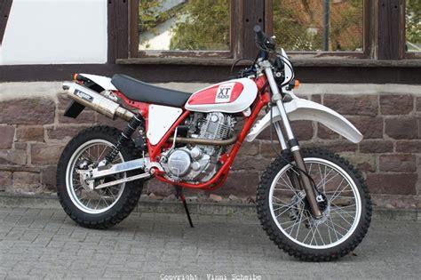 Motorrad Enduro Classic by Xt Ausstellung Xt 500 Sport Enduro Galerie Www