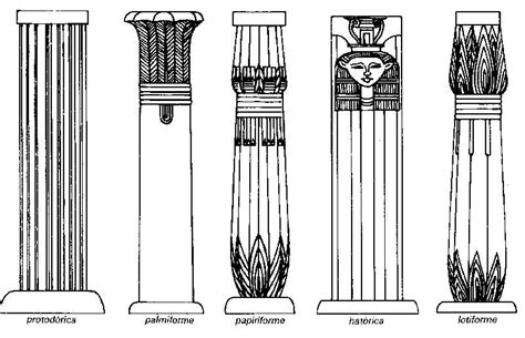 imagenes de columnas egipcias historia del arte de la prehistoria al siglo xxi 4