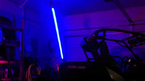 Light Whipping by Diy Color Changing Led Whip