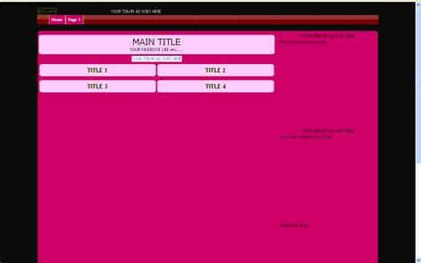 php template free download