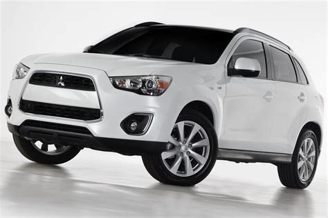 mitsubishi asx 2013 mitsubishi asx updated 2013 suv starts us production